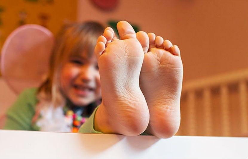 Si se cura el hongo de las uñas en los pies