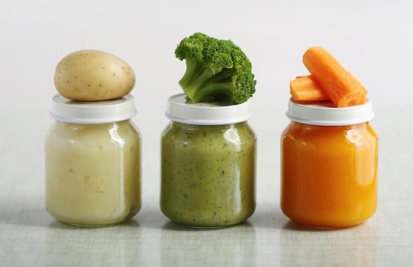 Comida org nica para tu beb bbmundo - Comidas para bebes de 5 a 6 meses ...