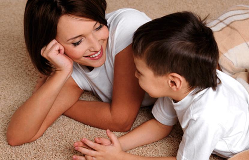 Cómo explicar a tu hijo la ausencia de su padre