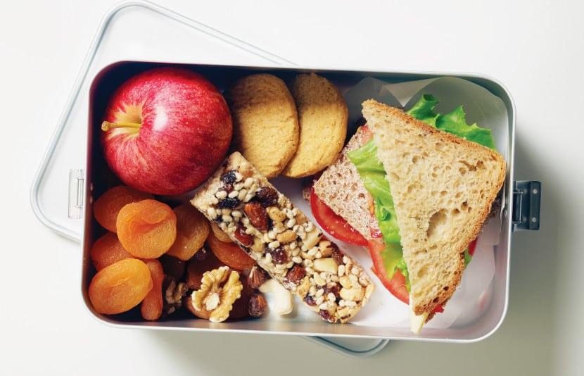 Resultado de imagen para lunch saludable