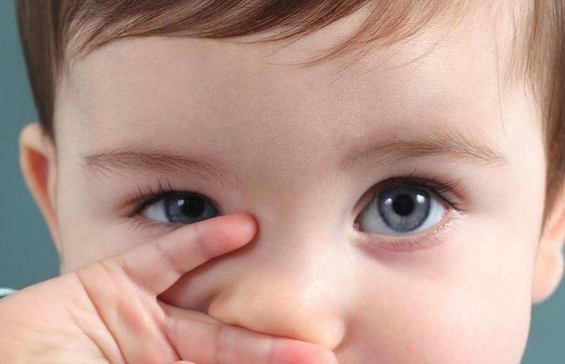 Cómo saber si tu bebé ve bien