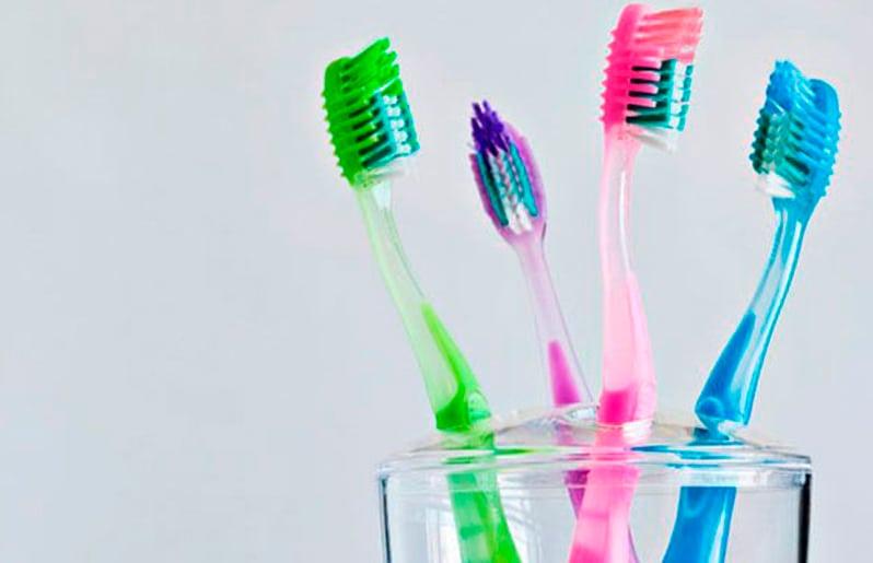 cambiar cepillos de dientes