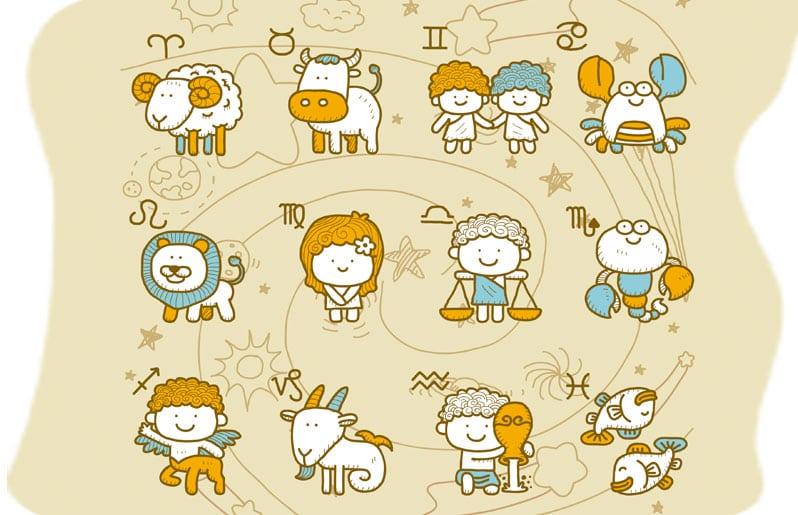 signos del zodiaco bebes