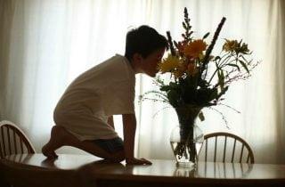 nino con autismo
