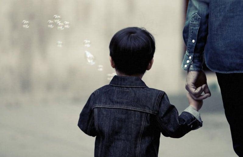 que le heredas a tu hijo