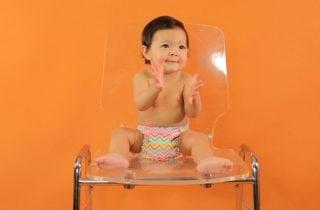 cuidados de la piel de un bebe