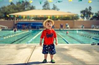 natacion para bebes