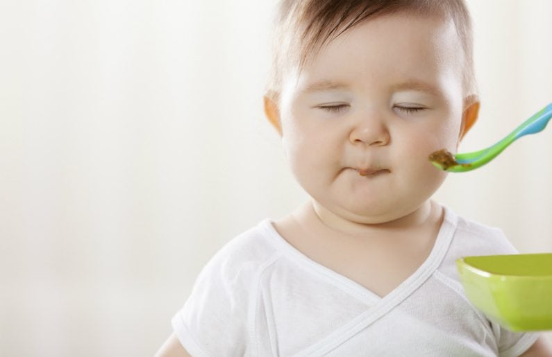 Papillas que no debes darle a tu bebé