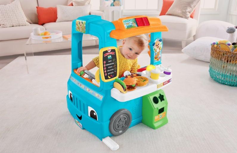 Ríe y Aprende Food Truck de Aprendizaje