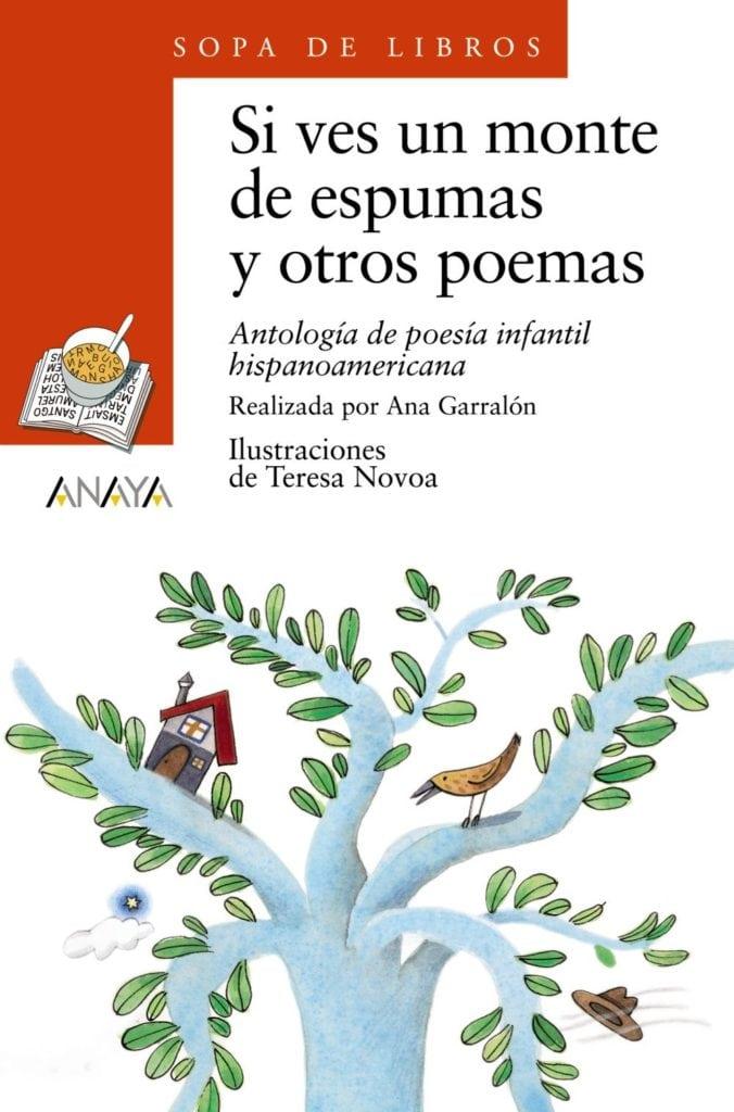 5 Libros De Poesía Para Niños