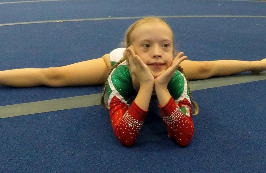 Bibi Wetzel - gimnasta