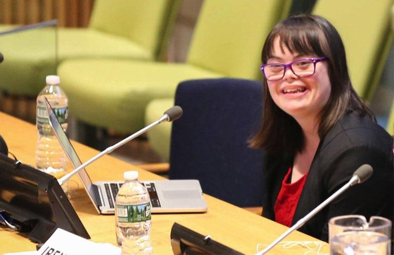 Olivia Hargroder - ONU