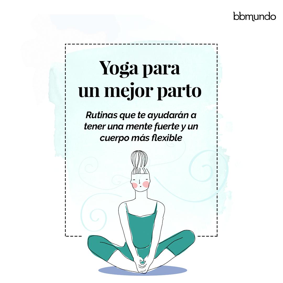 Yoga para un mejor parto