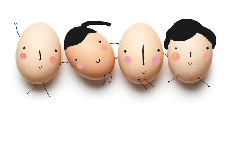 Huevo ( 12 meses +)