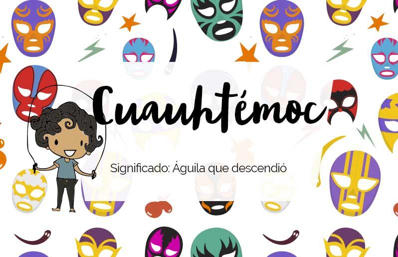 Nombres mexicanos para niños y niñas