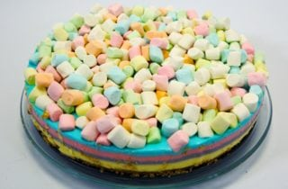 receta-cheesecake-de-arcoiris