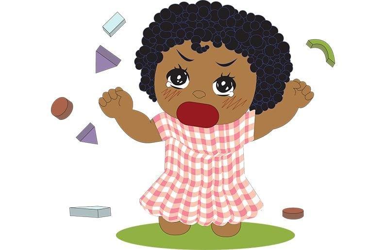 ¿Cómo Funciona El Enojo En Los Niños?