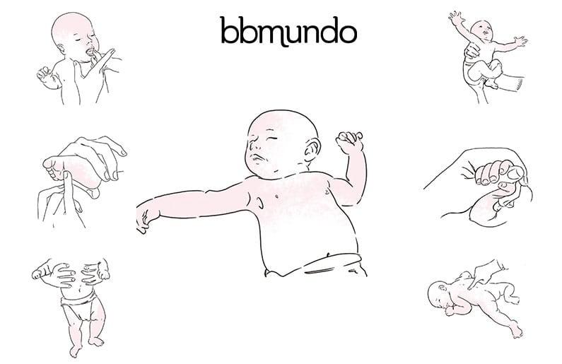 7 Reflejos del recién nacido