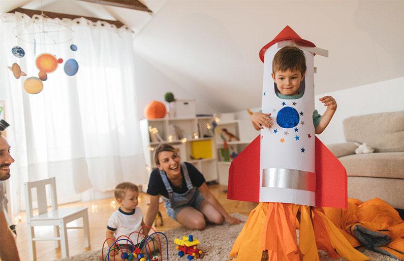 10 actividades para que tu hijo sea más inteligente