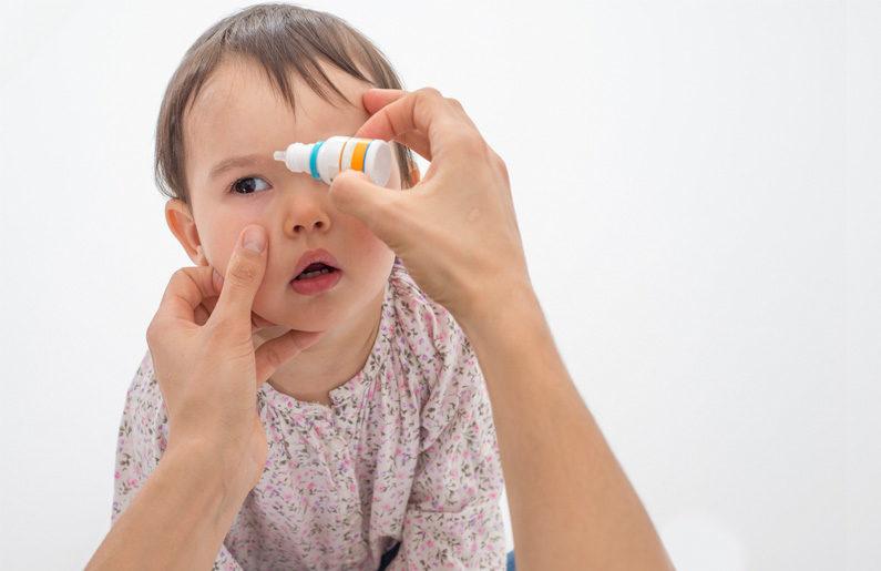 Aprende a cuidar los ojos de tu hijo
