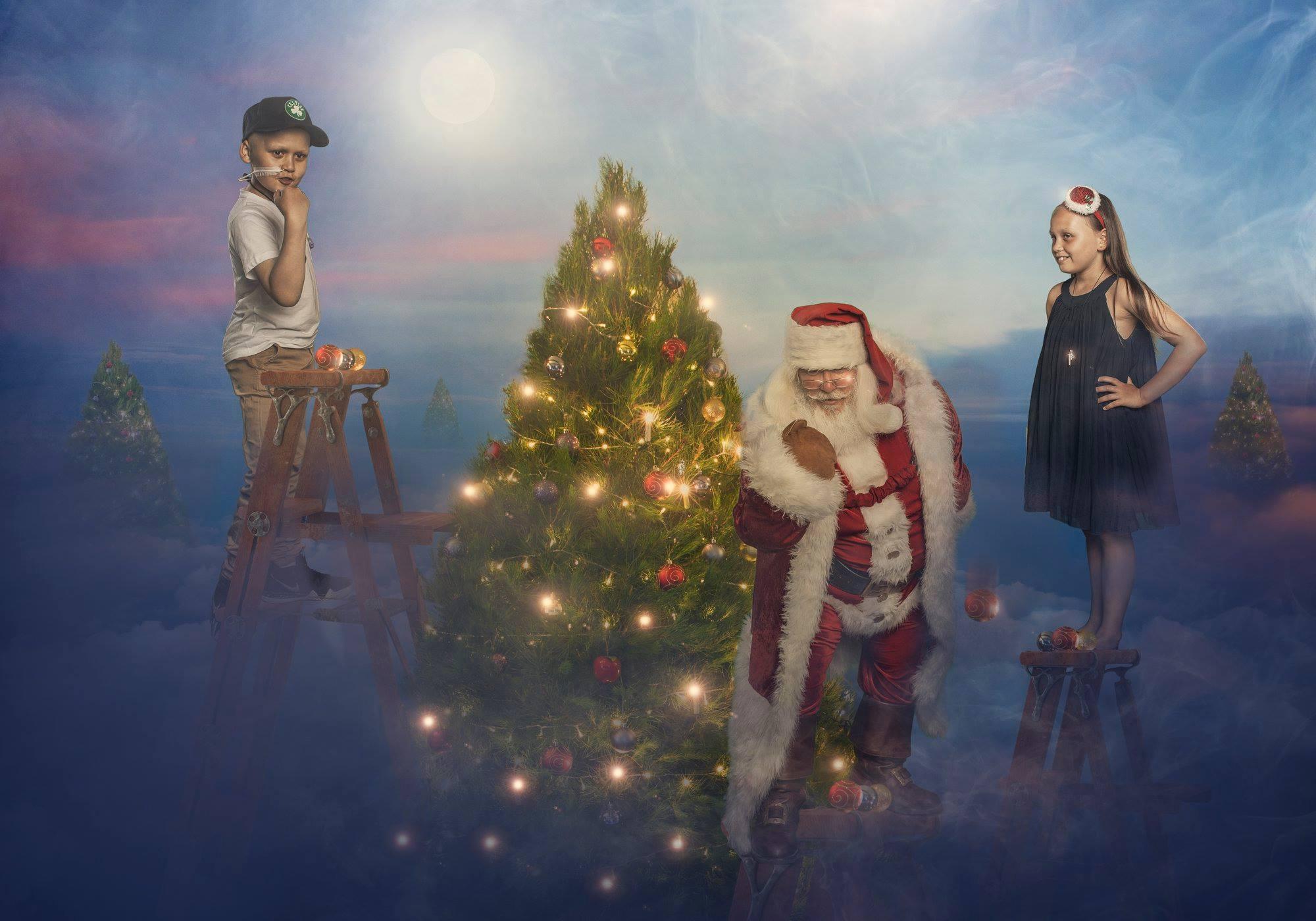 Santa's Team