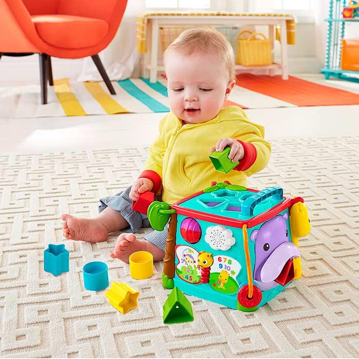 Juguetes Para Bebes De 7 Meses.Regalos De Navidad Para Bebes De 0 A 6 Meses Bbmundo