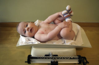 bebés macrosómicos