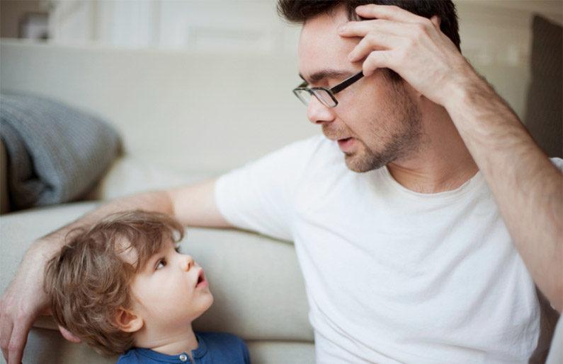 ¿Cómo mejorar la relación con tus hijos?