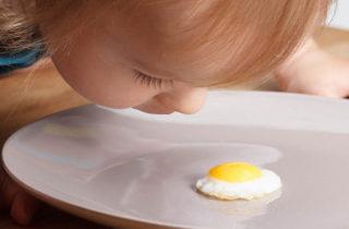 El huevo en la dieta de tu bebé: riesgos y beneficios