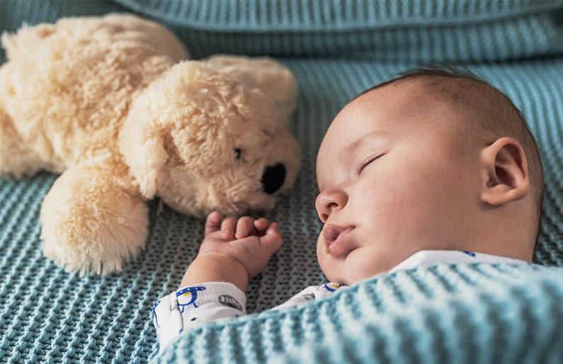 El uso del ruido blanco para el sueño de los bebés