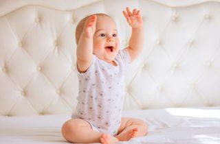 8 señales y emociones de un bebé de hasta seis meses