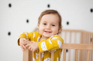 La mejor cuna para tu bebé