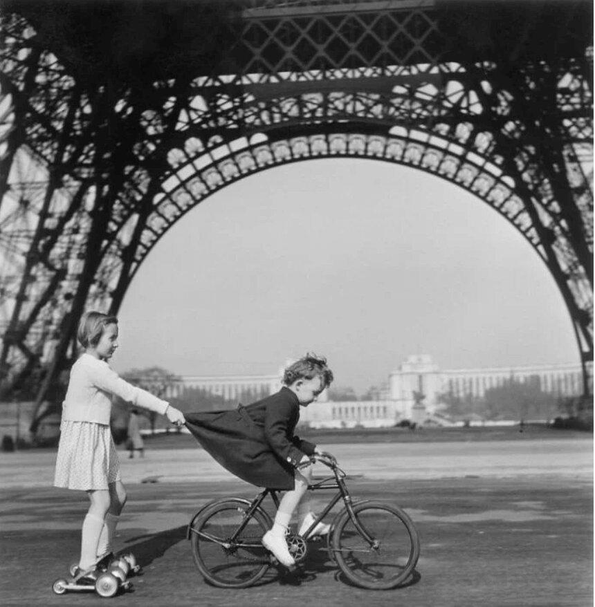 La bici más sencilla era la mejor herramienta