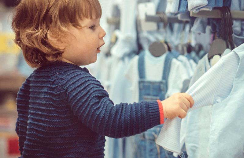 ¿Cómo escoger ropa para tu bebé?