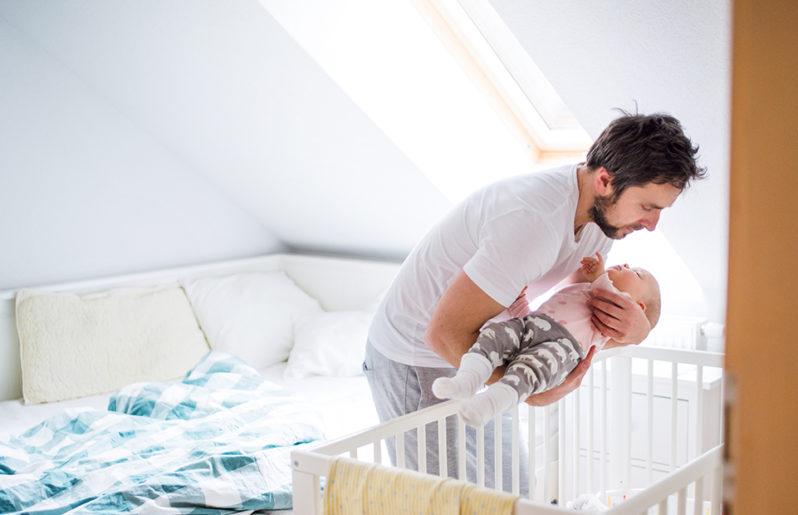 mitos del sueño infantil