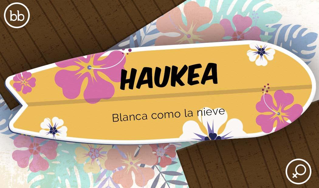 Haukea