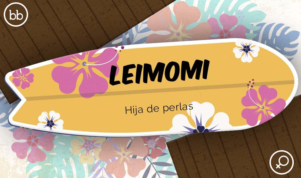 Leimomi