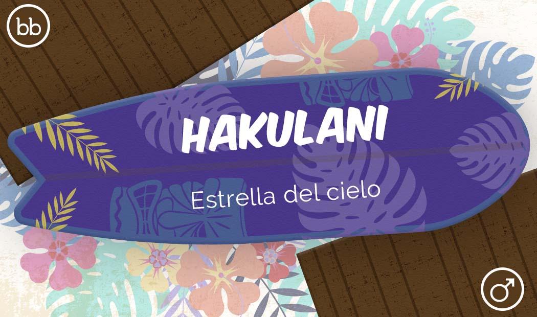 Hakulani