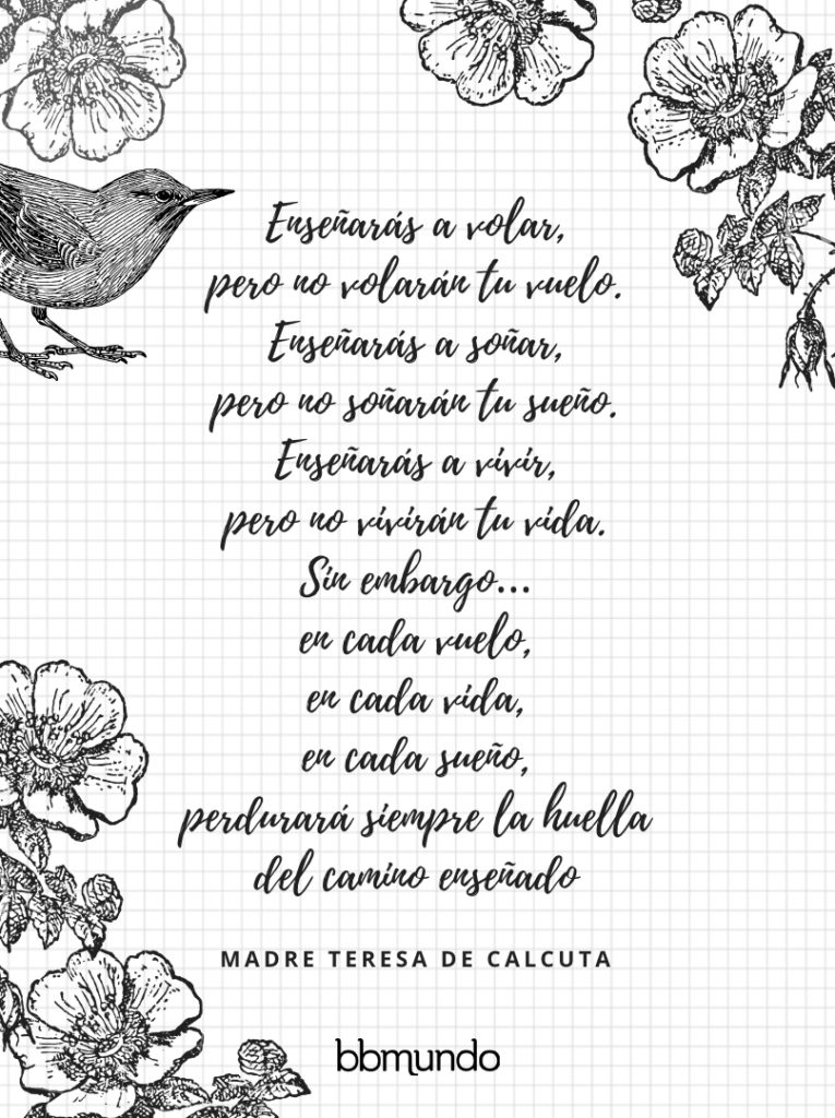 Este Poema Nos Enseña Por Qué Debemos Impulsar A Nuestros