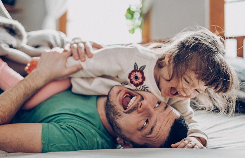 cosas que un padre debe hacer por su hija