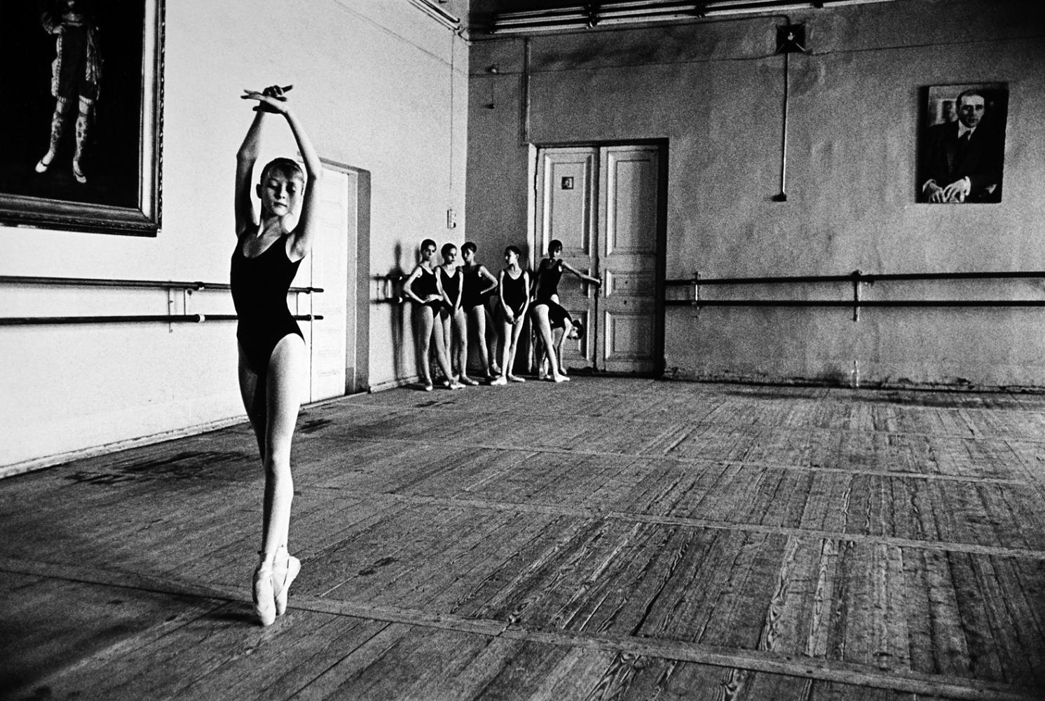Olga, Vaganova School