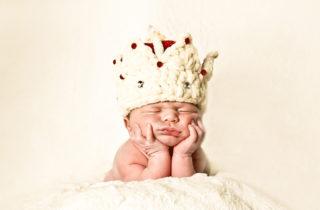 protocolos que deberá seguir el bebé real