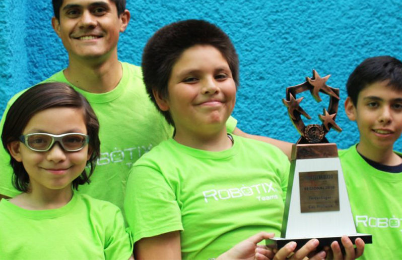World Robot Adolescent Contest