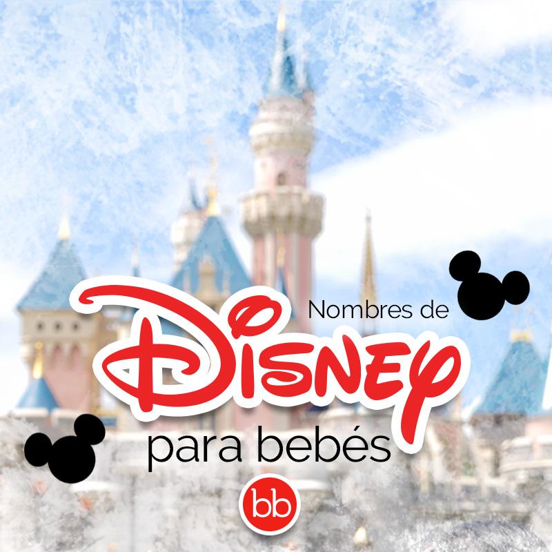 24 Nombres de Disney para bebés