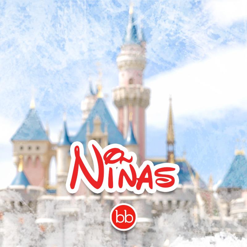 12 nombres de Disney para niña