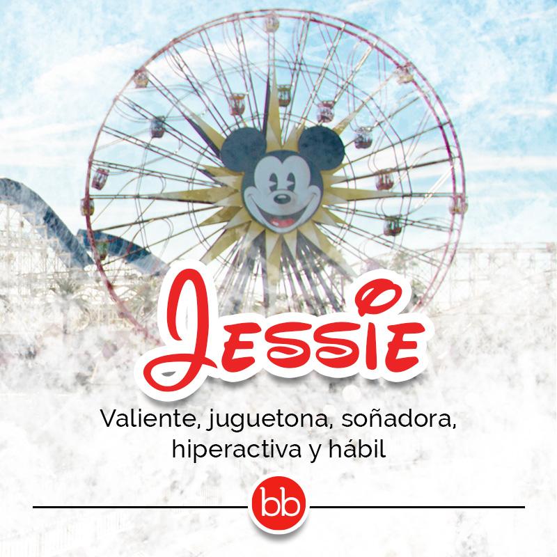 Vaquerita Jessie