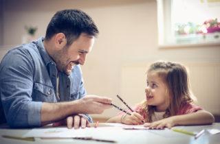La ciencia explica los beneficios de tener un papá presente