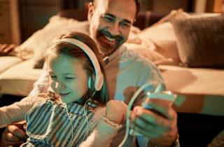 Playlist de un papá a su pequeña princesa