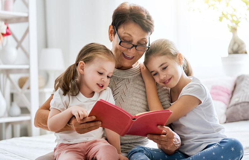 El papel de los abuelos en la vida de tus hijos