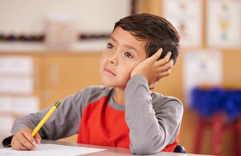 técnicas para que tu hijo ponga atención en la escuela